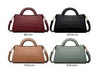 Womens Handbags Flower Ladies bags Casual Tote PU Leather Fashion Shoulder Female Purse Designer Luxury Handbages Purses Red