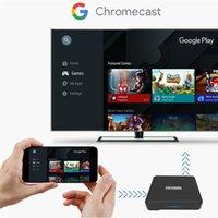 Mecool ATV km1 2GB + 16GB 셋톱 TV 박스 2T2R 와이파이 안드로이드 10.0 4K HD 네트워크 플레이어 무료 DHL