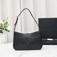 Top grade wallets new leather womens underarm bag fashion Le5A7 Stray bag adjustable baguette shoulder bag saddle with box