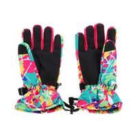 Cycling Gloves Winter Skiing For Glove Waterproof Warm Hand )