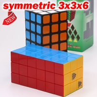 퍼즐 매직 큐브 Witteren 1688Cube 대칭 Meristic 3x3x6 336 큐브 큐브 전문 교육 트위스트 트위스트 논리 게임 장난감 선물