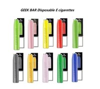 Geek Bar Disposable E Cigarettes Pod Device Kit 575 Puffs 500mAh Battery 2.4ml Prefilled Cartridges Vape Pen High Qulity