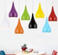 220-240 V oyuncaklar modern restoran kolye ışıkları minimalist led asılı lamba yemek odası kapalı dekorasyon ev aydınlatma