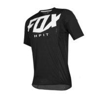 Camisetas de manga corta para hombre 2021 MTB Fox Monte Mountain Bike Shirts Offroad DH Motorcycle Jersey Motocross Sportwear FXR Bike 210419