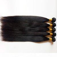 غير المجهزة المنك البرازيلي العذراء الشعر نسج أفضل جودة رخيصة سعر المصنع 8-28 بوصة الهندية الأوروبية ريمي الشعر الإنسان ملحقات 5pcs الكثير