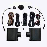 Car Blind Spot Monitoring Led Light System Aoa Millimeter Wave Sensor Bsm Assist Bsd Lca Rct Tooling