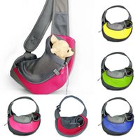 Pets Messenger Bags Backpacks Shoulder Durable Safety Puppy Travel Tote Supplies Comfort Breathable Handbags Dog Car Seat Covers