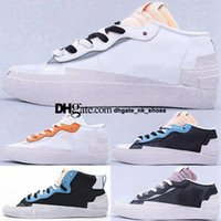 Sneakers men sacais 35 trainers runnings shoes eur 46 blazer Mid women mens size us 5 12 high top casual tennis runners enfant with box