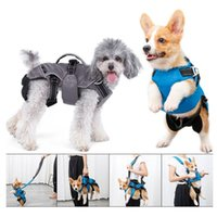 Dog Collars & Leashes Pet Carrier Harness Multifunctional Breathable Cat Backpack Outdoor Travel Shoulder Hand Bag Carrying