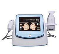 Portable Liposonix HIFU Slimming Machine Liposonic Ultrasonic Skin Tighthening Face Lift Weight Loss Beauty Equipment With 5 Cartridges