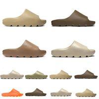 Zapatillas de verano Diseñador para hombre Sandalias para mujer Slide Slide Casual Ladies Comfort Zapatos 36-46