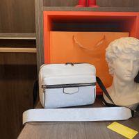 الرجال حقيبة كتف واحدة الصليب الجسم مصمم رسول حقائب الأزياء الكلاسيكية إلكتروني المرأة حقيبة يد جودة عالية محفظة