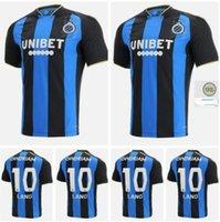 Club Brugge 21-22 Home Soccer Jerseys 2021 2022 KossOouu Mata De Ketelaere Lang Vaken Football Shirts Tailandia Calidad