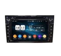 블랙 카레프레 Android 자동 PX6 Android 10 자동차 DVD 플레이어 Opel Vectra Antara Zafira Corsa Meriva Astra DSP 스테레오 라디오 GPS 블루투스 5.0 WiFi