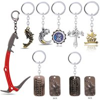 Schlüsselanhänger Tomb Raider Keychain Lara Croft Klettern Axt Metall Anhänger Schlüsselanhänger Modell Chaveiro Cosplay Zubehör Tasche Schlüsselhalter Männer