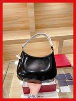 جلد البقر حقيبة براءات البراءات جلد الإبط أكياس صغيرة صافي حقيبة حمراء الأبدية الكلاسيكية الأزياء العصرية mushave