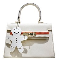 designers hand . herme red foreign style advanced sense women's summer 2021 fashion messenger bag handbag wan