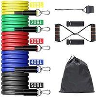 Bande di resistenza fitness Accessori palestra per esterni Crossfit Peso sportivi Allenamento Attrezzature per allenamento Allenamenti Allenamento Formazione