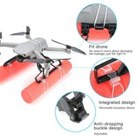 Camera Drones Mavic 2  Air 2s Landing Gear Floating Water Kit Training Damping Gear Expansion Heighten Leg for DJI Mavic Air
