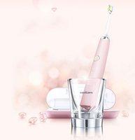 PH SONICARE Diamante elettronico Diamante pulito Spazzolino da denti potente ad ultrasuoni Sonic Carica USB ricaricabile