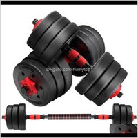 Weight Lifting Adjustable Dumbbell Workouts Dumbbells Weights Tone Your Strength Barbell Outdoor Sports Fitness Equipment Zza2229 Boyh 2Msnj