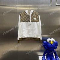 21ss designers Mens femmes Vestes Pantalon Costume Costume Double lettre Jacquard Man Paris T-shirt Mode T-shirt Tees Street Sleeve Sleeve Luxurys T-shirts Blanc Noir 08