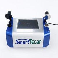 Professionelle CET RET MONOPOLAR RF-Machine für Anti-Falten-Körper Abnehmen Physiotherapie Tecar-Therapie Diathermie-Radiofrequenz körperliche Schmerzlinderung Gesichtsliftung
