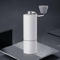 Timemore Atualização Chestnut C2 Alta Qualidade Manual De Alumínio Moedor De Café Aço Inoxidável Burr Moedor Mini Café Milling Aha5068