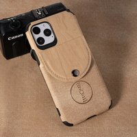 Custodie per telefoni cellulari Pocket Textile Kackstand per telefono 13 12 11 Pro MAX 12P 11P 11PMAX X XS XSMax XR 8Plus 8 7Plus Grossista