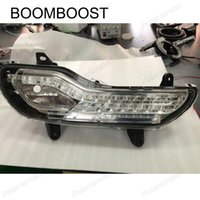 Panel Işıkları Ford Kuga veya Kaçış 2013-2021 Araba Styling Gündüz Çalışan Aksesuar için Boomboost