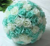 Moda renk yapay çiçek topu 20 inç parti parti düğün arka plan dekoratif çiçek aksesuarları toptan