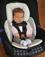 طفل عربة وسادة مقعد السيارة حصيرة الرضع سيارة وسادة رئيس الجسم دعم النقل المزدوج الوجهين استخدام رئيس الجسم دعم مقعد وسادة 192 T2
