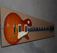 2021 Top quality new style G- STANDARD sunburst Electric Guitar In stock