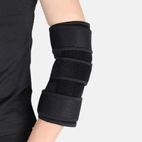 Elbow & Knee Pads Arm Sleeve Sports Adjustable Compression Basketball Support