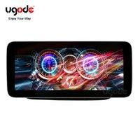 자동차 GPS 액세서리 UGODE 2013-15 W246 안드로이드 9.0 화면 탐색 멀티미디어 시스템 음악 비디오 플레이어 B 클래스 B160 NTG4.5