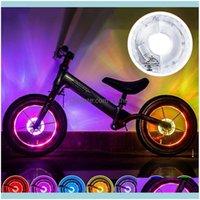 Спорт outdoors1piece велосипедное колесо света USB зарядки велосипеда передний хвост ступица светодиодный ночной велосипедную безопасность проголосовать лампа лампы BC0386 LI