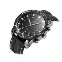 Montre-bracelet V6 Marque Hommes Watch Sports 30m Imperméable Mode Montres Montre Homme Strap Silicone Relojes Hombre Quartz Business