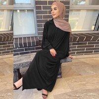Ethnic Clothing Women Long Muslim Dress Prayer Garment Abaya Jilbab Hijab Khimar Robe Abayas Islam Moroccan Caftan