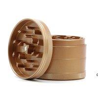 3mm 4 부품 담배 액세서리 건조한 허브 기화기 E SGS 그라인더 빨 수있는 비 닦음 세라믹 코팅 그라인더 DHE5672