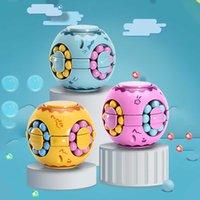 DHL 선박 US Stock 이상한 모양의 마법의 창조적 인 장난감 360도 회전 돈 냄비 클래식 장난감 어린이를위한 햄버거 생일 선물