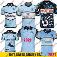 2021 Nova Cronulla-Sutherland Sharks Rugby Jersey Indígena Jersey Camiseta Nrl Rugby League Jerseys 1718 Retro Austrália Maillot de Rugby