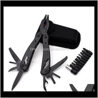 8-in-1 acciaio inossidabile multi-strumento auto salvataggio strumento regalo pinze multi-funzione coltello portatile1 kkyof natiz
