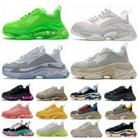 TN plus vapormax flyknit 3.0 Sneakers fly knit 3.0 Hommes Femmes Chaussures de course Triple Noir Blanc être vrai Mesh arc-en-Sports de plein air Chaussures