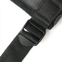 Belt Women Imitation Leather Pin Buckle Handcuffs & Ankle Cuffs BDSM Bondage Restraint Slave Sex Toys For Woman Co OCIJ