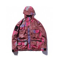 Männer plus Größe Stickerei Bomber Jacken Mantel Kleidung Sport Freizeitbekleidung Frühling Herbst Mode Militärjacke