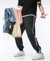Pantaloni da uomo Pantaloni matita Pant Sport Caviglia Pantaloni Joggers 6 Colori Abbigliamento Abbigliamento Stripes Stripes Panalled Jogger Asian Size M-4XL Lavoro Elasticity CR