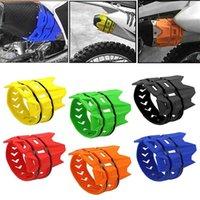 Motorcycle Exhaust System Muffler Protector Guard Heat-resistant Protectors Motocross Dirt Bike Exhausts Mufflers Silencer Moto Parts Universal