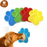 Dog Lick Mat Slow Feeder Bathing Distraction Pads with Suction Cup for Treats,Anxiety Relief,Grooming,Pet Training zz