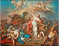 Wallpapers Custom Po 3d Ceiling Murals Wallpaper The Advent Of European Goddess Angel Decor Wall For Walls 3 D