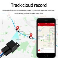 C13 Carro Safety Relé Relé GPS Rastreador Locador GSM APP Rastreamento de controle remoto Anti-roubo Monitoramento Corte Oil Power Car-Tracker